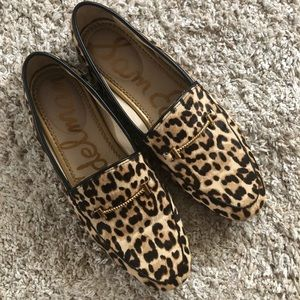 Leopard loafer